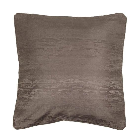 housse de coussin infini taupe coussin et housse de coussin eminza. Black Bedroom Furniture Sets. Home Design Ideas