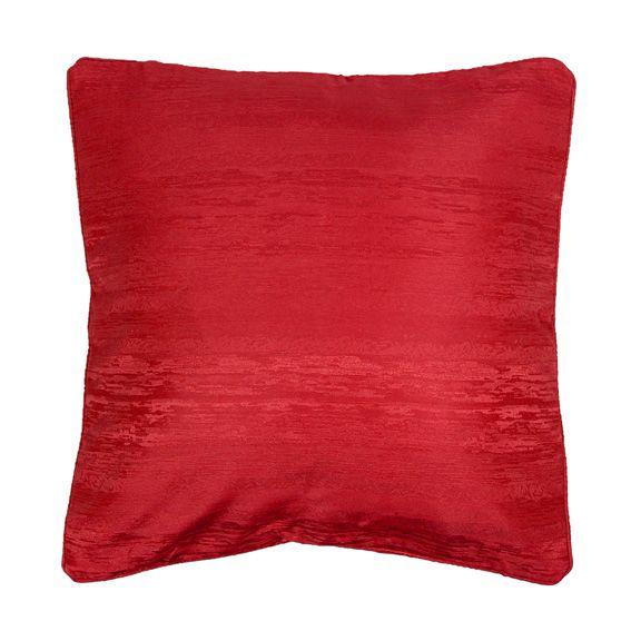 housse de coussin infini rouge coussin eminza. Black Bedroom Furniture Sets. Home Design Ideas