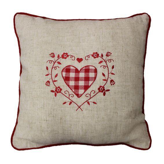 coussin lin brod ad le coussin et housse de coussin eminza. Black Bedroom Furniture Sets. Home Design Ideas