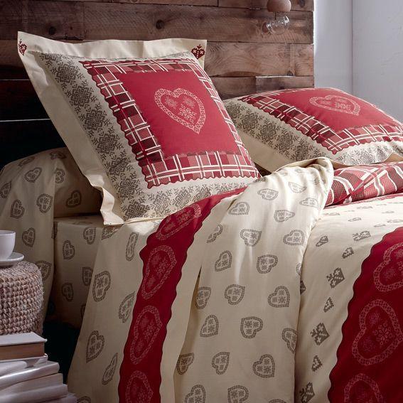 housse de couette et deux taies 240 cm cosy housse de couette eminza. Black Bedroom Furniture Sets. Home Design Ideas