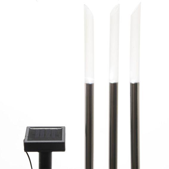 lot de 3 tubes solaires guirlande lumineuse eminza. Black Bedroom Furniture Sets. Home Design Ideas