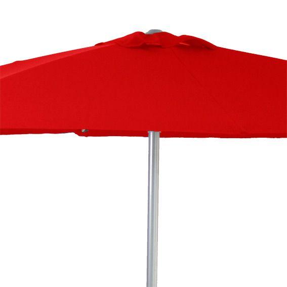 parasol droit t n rife rectangulaire rouge parasol droit. Black Bedroom Furniture Sets. Home Design Ideas