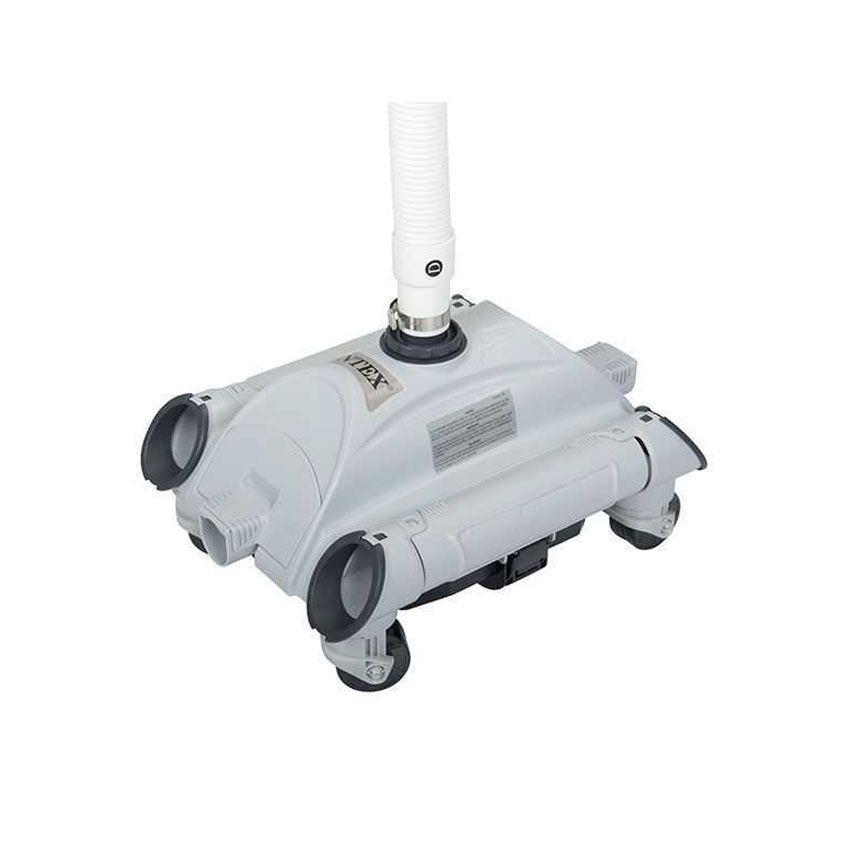Robot de piscine intex piscine et accessoires eminza for Robot de piscina