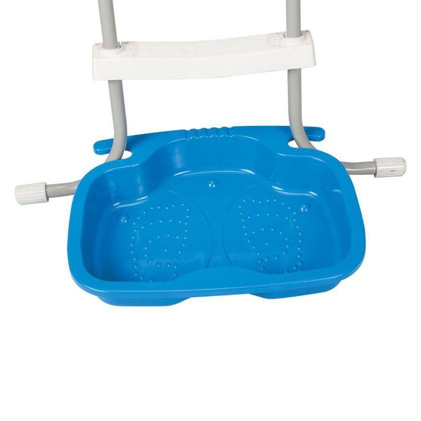 Pediluve pour piscine intex piscine et accessoires for Adaptateur pour aspirateur piscine intex