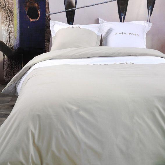 housse de couette et deux taies 260 cm lauradelle. Black Bedroom Furniture Sets. Home Design Ideas