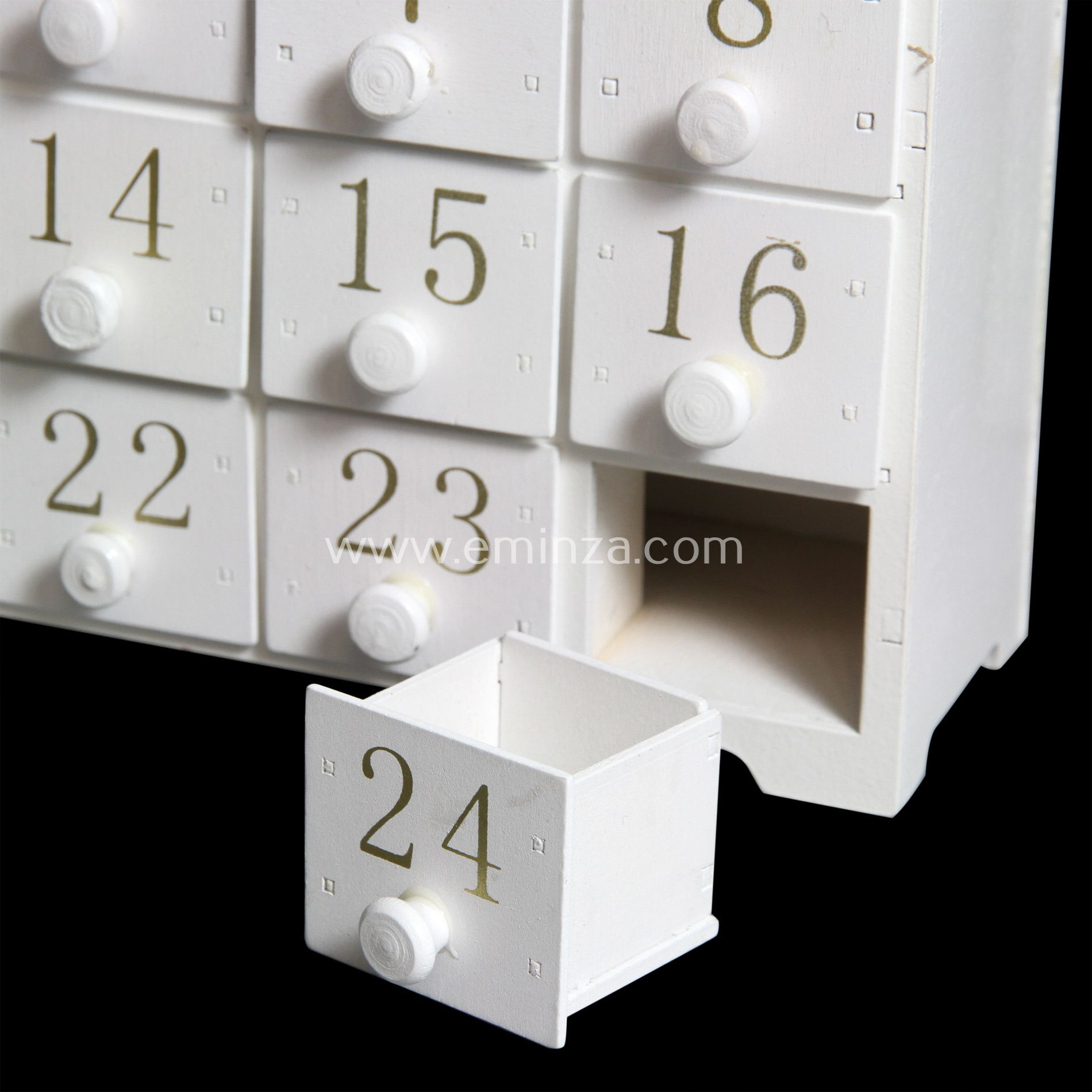 Calendrier de l 39 avent lumineux commode calendrier de l for Decoration fenetre avent