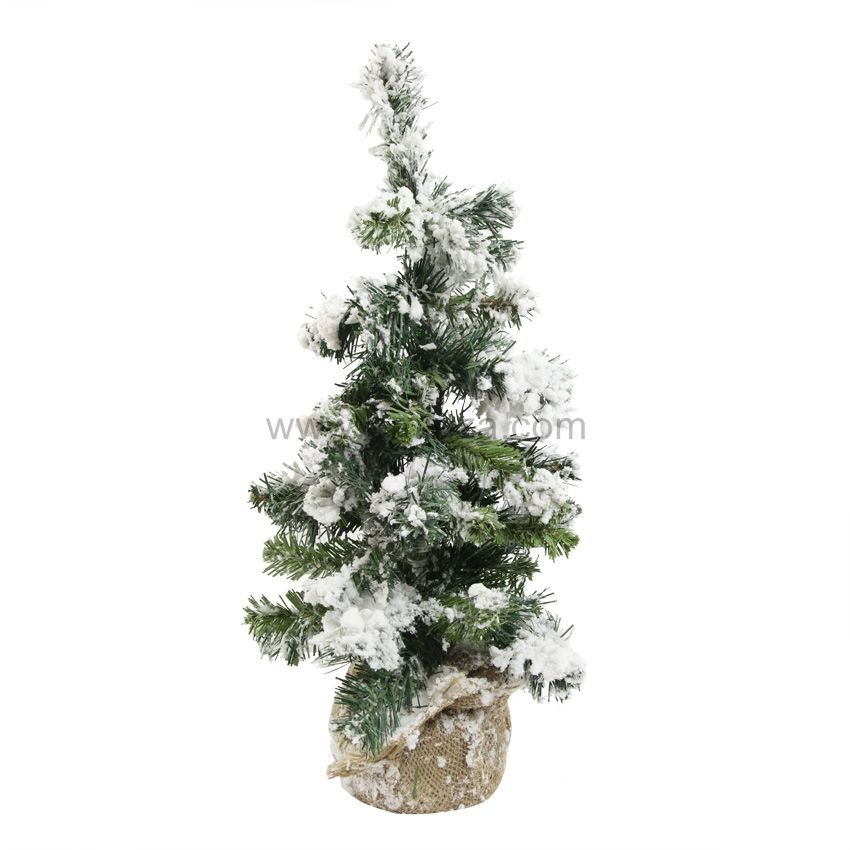 Sapin Artificiel De Table Cran Montana H45 Cm Vert Enneig Sapin De Table Eminza
