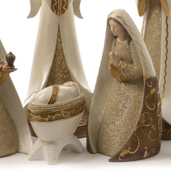 les 8 santons de lourdes santons et personnages eminza. Black Bedroom Furniture Sets. Home Design Ideas
