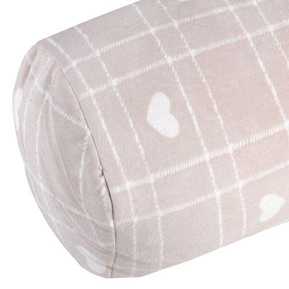 coussin polochon coucoune lin coussin et housse de coussin eminza. Black Bedroom Furniture Sets. Home Design Ideas