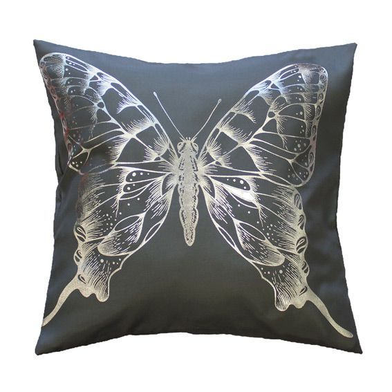 housse de coussin envola gris coussin et housse de. Black Bedroom Furniture Sets. Home Design Ideas