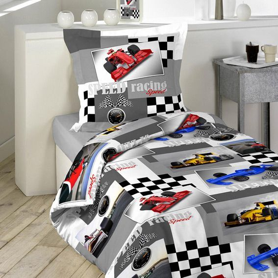 housse de couette et une taie 140 cm grand prix housse de couette eminza. Black Bedroom Furniture Sets. Home Design Ideas