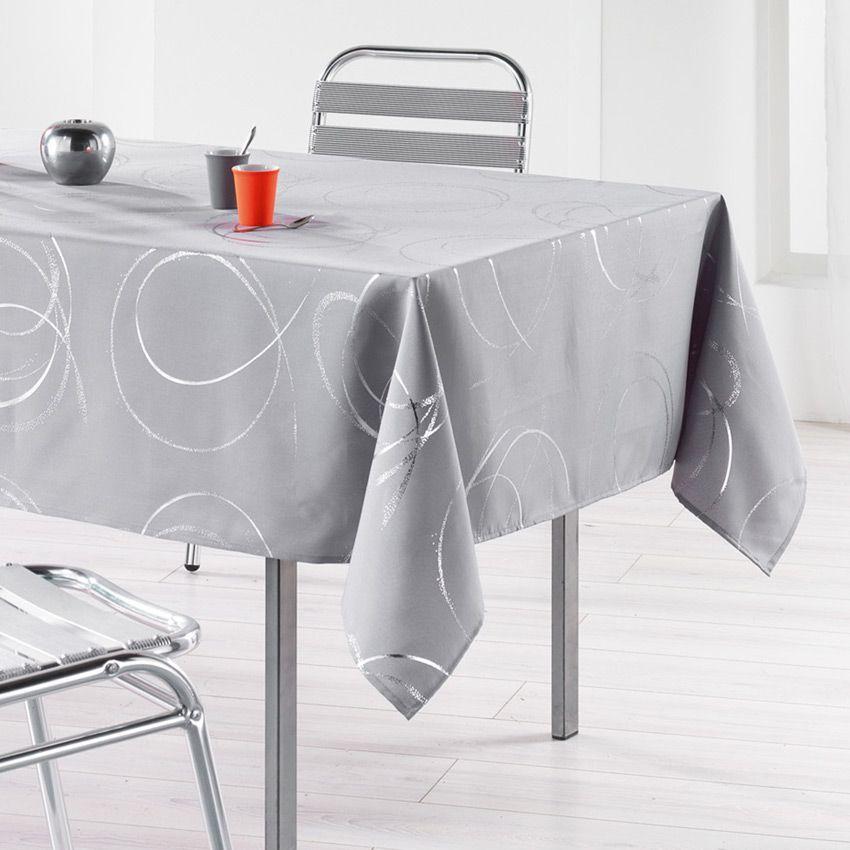 nappe cliquez sur luimage pour zoomer with nappe linge de table gris with nappe nappe with. Black Bedroom Furniture Sets. Home Design Ideas