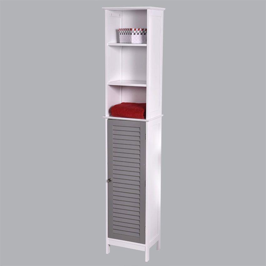 Meuble colonne salle de bain evasion colonne eminza for Colonne de salle de bain vima