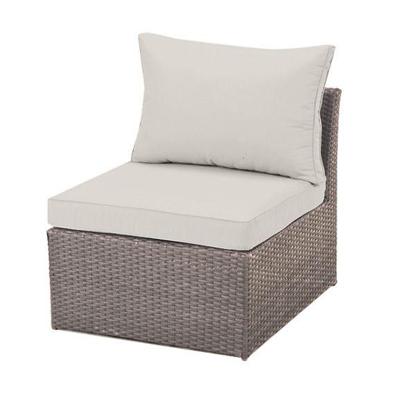 Housse de fauteuil simple salon sevilla housse de protection eminza for Housse de fauteuil salon de jardin