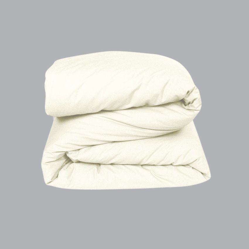 housse de couette 260 cm temple ivoire housse de couette eminza. Black Bedroom Furniture Sets. Home Design Ideas