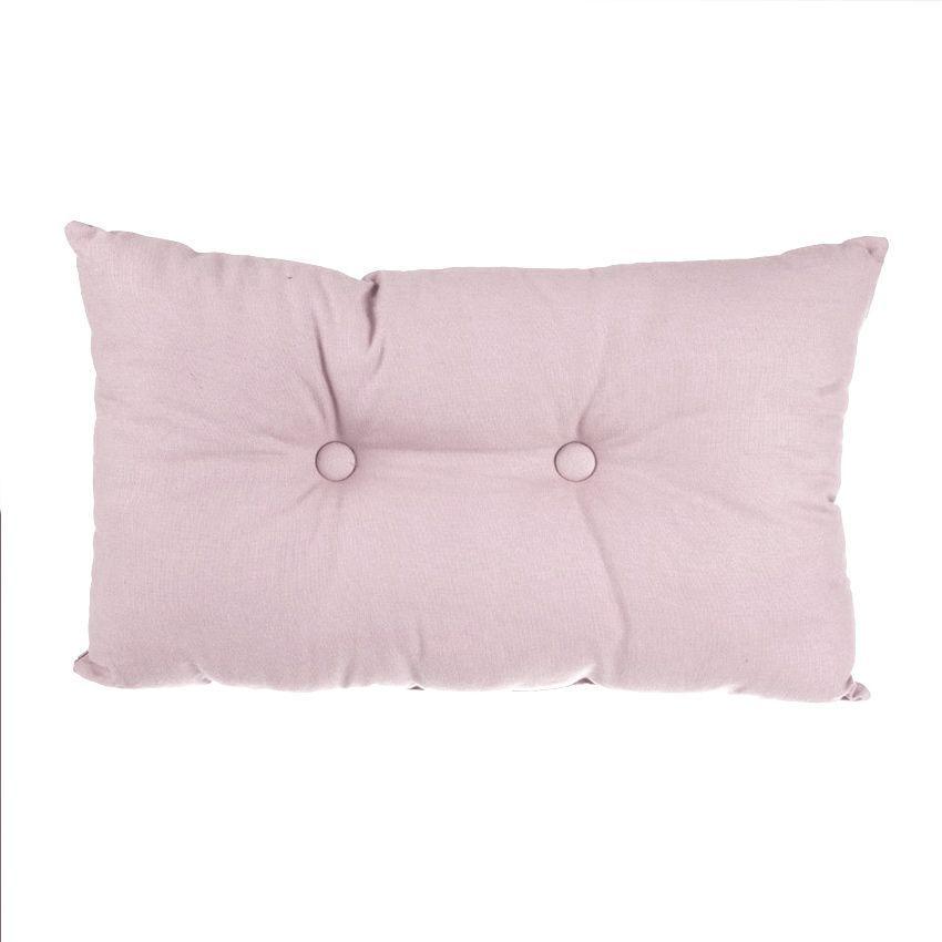 coussin rectangulaire lina rose coussin et housse de coussin eminza. Black Bedroom Furniture Sets. Home Design Ideas