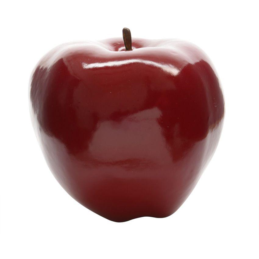 pomme de no l magique rouge d coration suspendre eminza. Black Bedroom Furniture Sets. Home Design Ideas