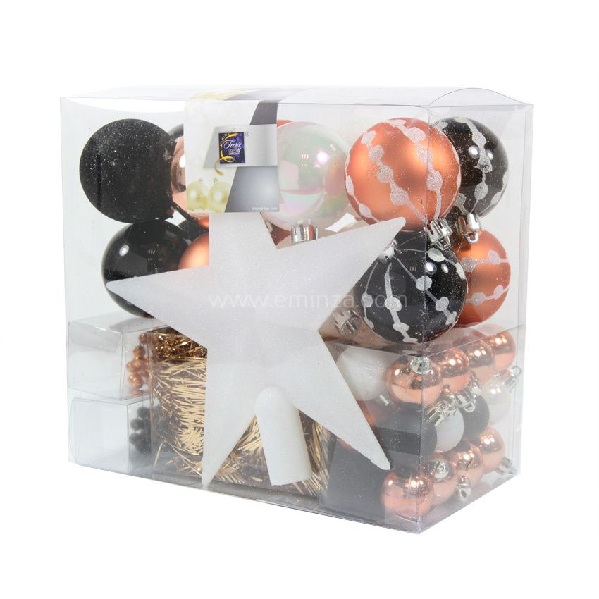 kit decoration de noel. Black Bedroom Furniture Sets. Home Design Ideas