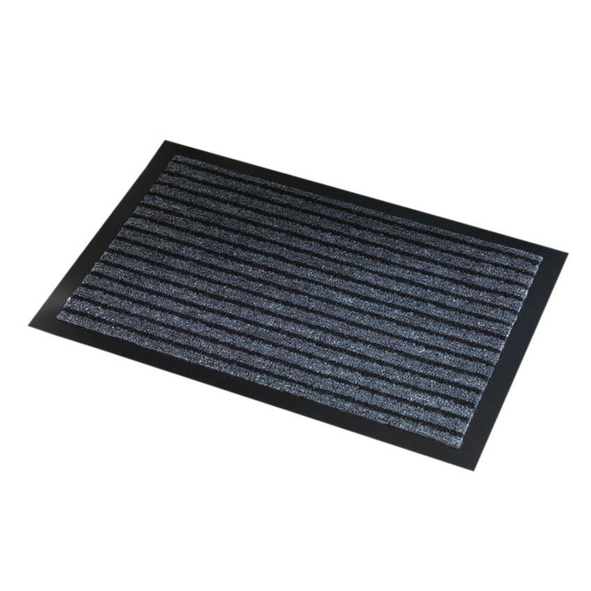 Tapis d 39 entr e 60 cm grattant gris tapis d 39 entr e eminza - Tapis pour entree maison ...
