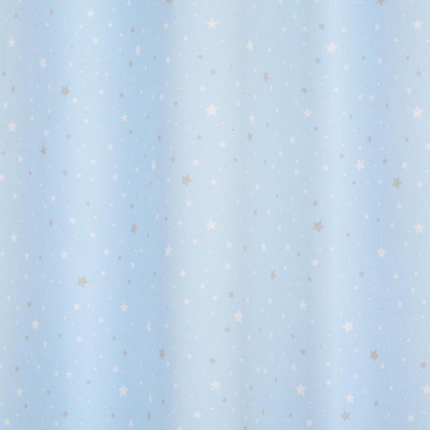 rideau occultant 140 x h260 cm nuit d 39 toiles bleu rideau occultant eminza. Black Bedroom Furniture Sets. Home Design Ideas