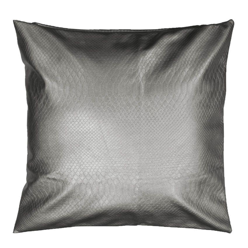 housse de coussin cleopatre gris coussin et housse de. Black Bedroom Furniture Sets. Home Design Ideas