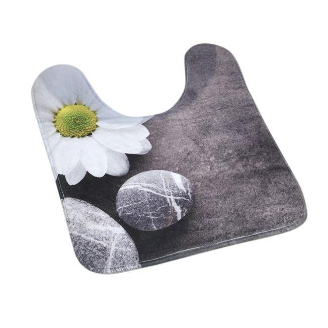 tapis contour wc zen garden tapis contour wc eminza. Black Bedroom Furniture Sets. Home Design Ideas