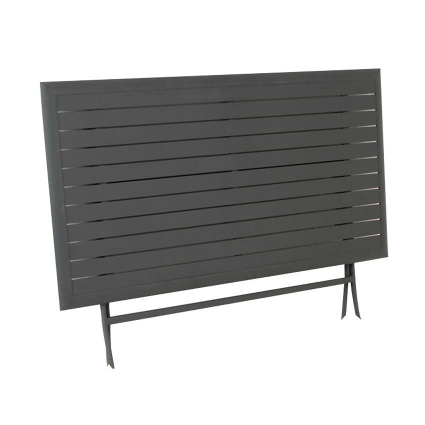 table de jardin pliante aluminium azua 150 x 80 cm. Black Bedroom Furniture Sets. Home Design Ideas