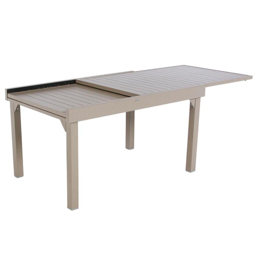 Table De Jardin Extensible Pvc ~ Jsscene.com : Des idées ...