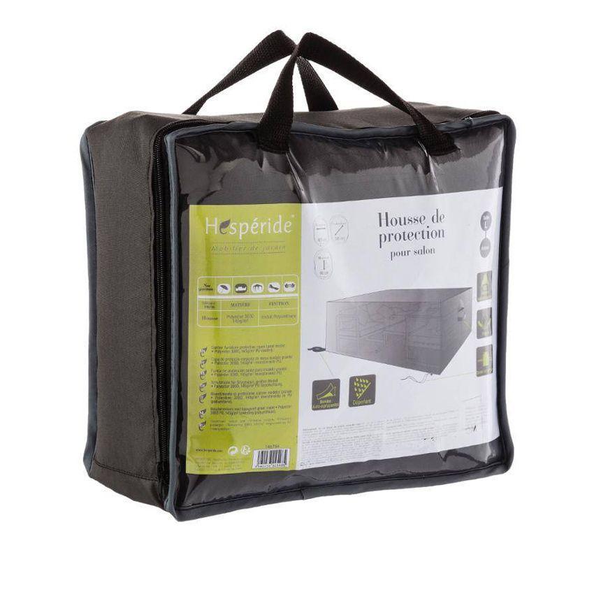 housse de protection pour salon de jardin l housse de protection eminza. Black Bedroom Furniture Sets. Home Design Ideas