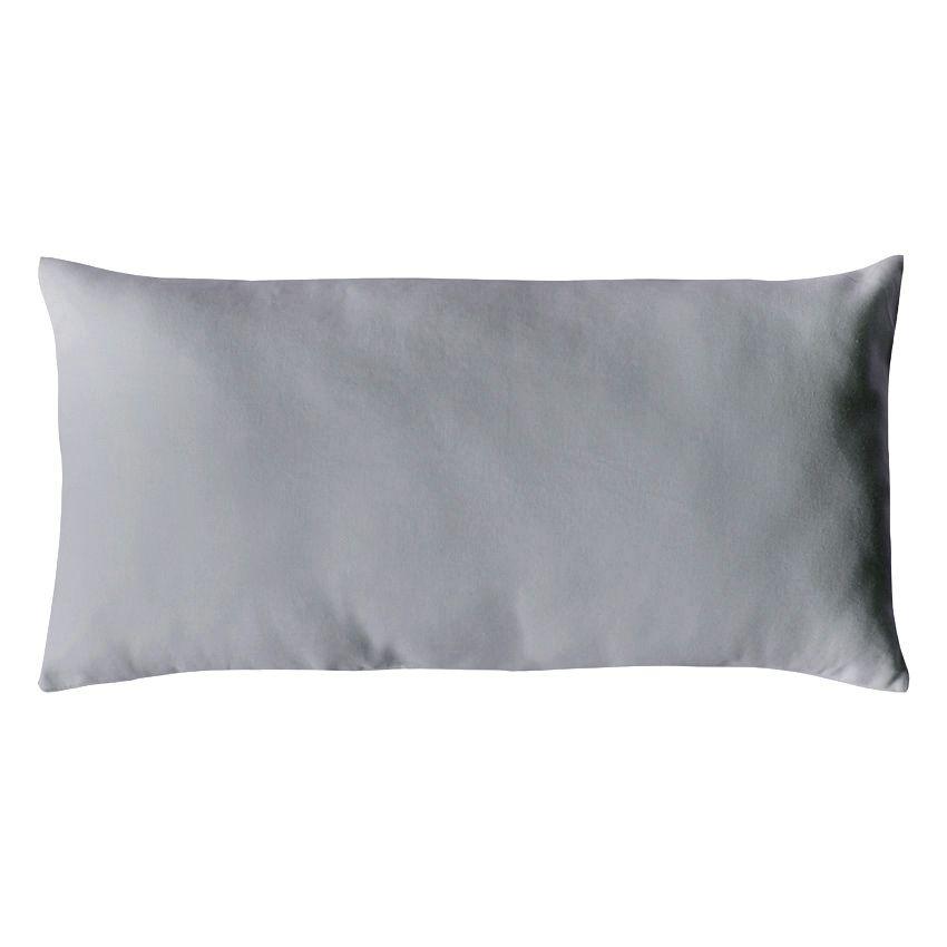 coussin rectangulaire etna gris clair coussin et housse de coussin eminza. Black Bedroom Furniture Sets. Home Design Ideas