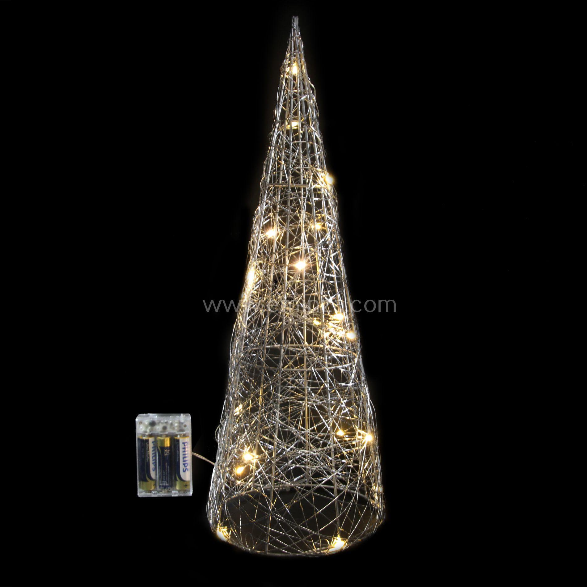 c ne lumineux contemporain blanc chaud 30 micro led silhouette lumineuse eminza. Black Bedroom Furniture Sets. Home Design Ideas