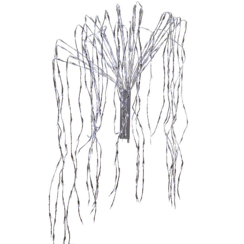 branche lumineuse effet cascade ca h1 50 m blanc froid guirlande lumineuse eminza. Black Bedroom Furniture Sets. Home Design Ideas
