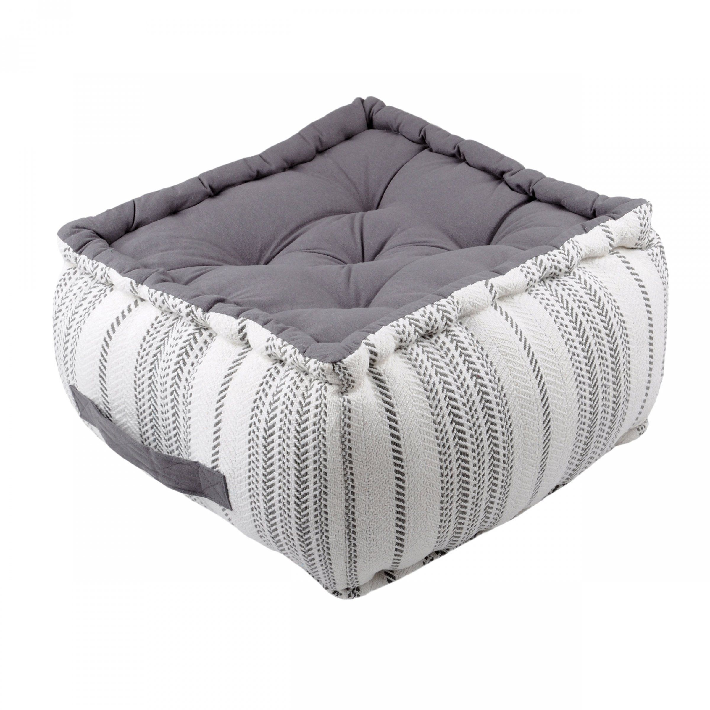 coussin de sol pouf 40 cm valdavia coussin de sol et. Black Bedroom Furniture Sets. Home Design Ideas