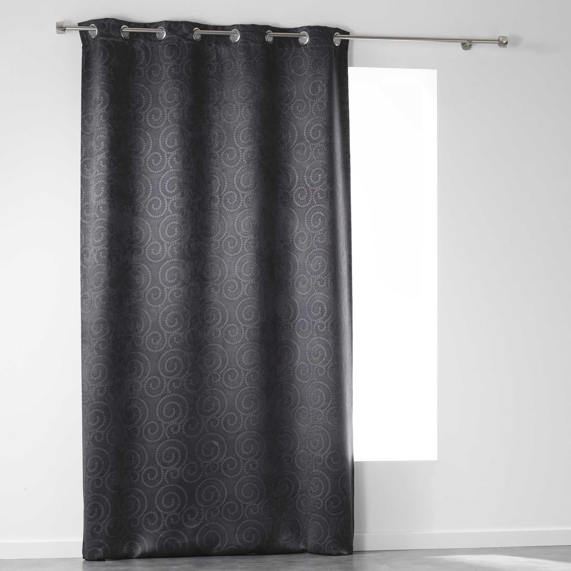 rideau 180 x 240 rideau en perle de buis classique zig zag with rideau 180 x 240 rideau pl. Black Bedroom Furniture Sets. Home Design Ideas