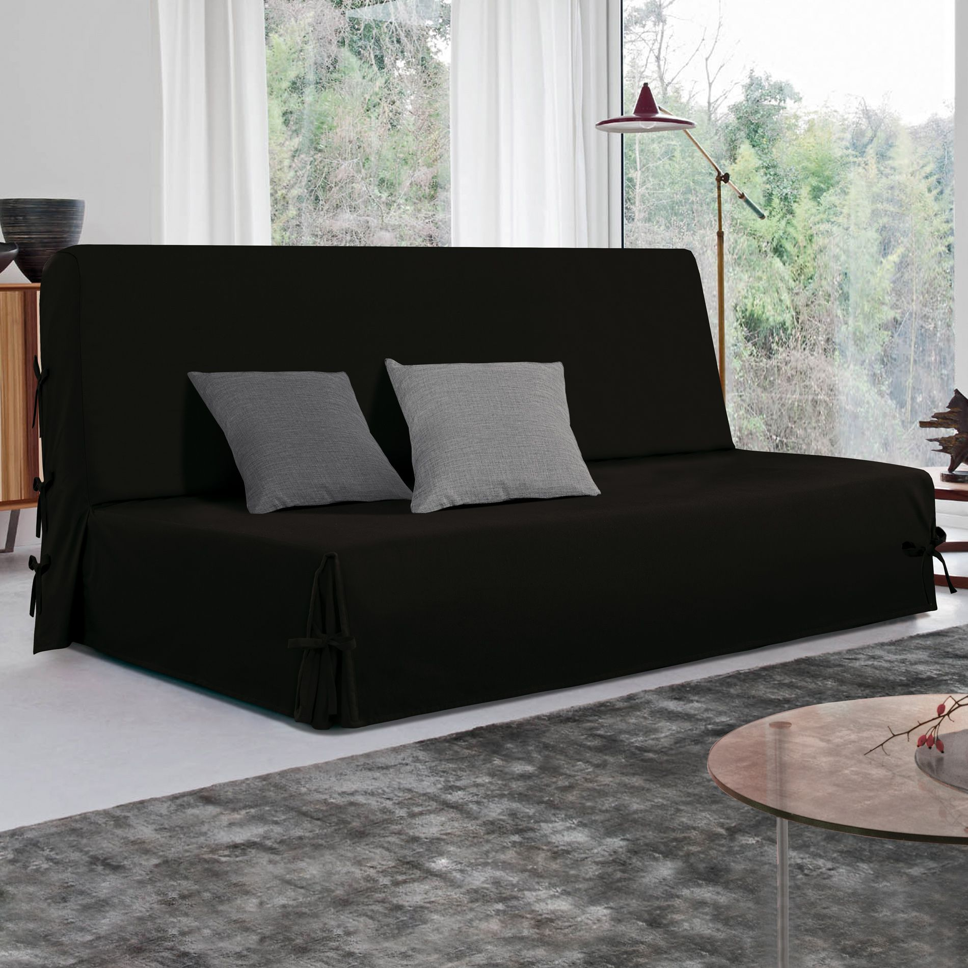bz clic clac stunning matelas pour banquette bz mousse a. Black Bedroom Furniture Sets. Home Design Ideas