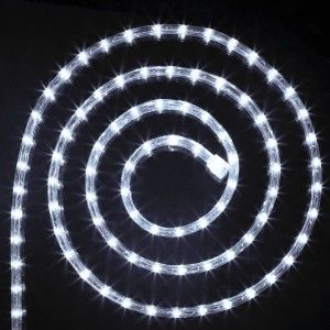Tubo luminoso 6 m Blanco frío 108 LED
