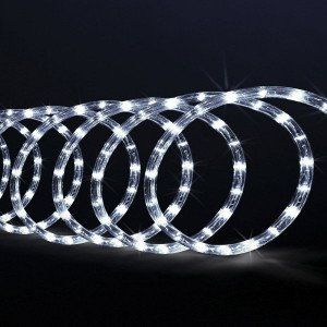 Tubo luminoso 10 m Blanco frío 180 LED