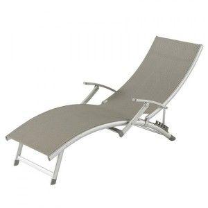 lit de jardin double saona r sine tress e marron beige bain de soleil eminza. Black Bedroom Furniture Sets. Home Design Ideas