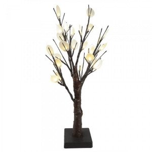LED-Baum Aspen H50 cm Warmweiß