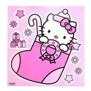 Stickers per finestre Hello Kitty XXL