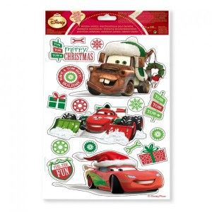Disney Cars statische sticker