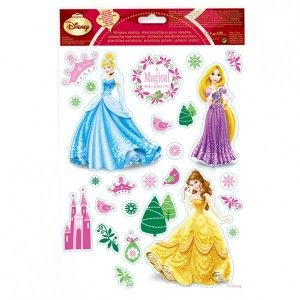 Vitrostatique Princesses Disney