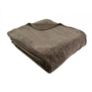 Fleece Plaid (230 cm) Tendresse Taupe