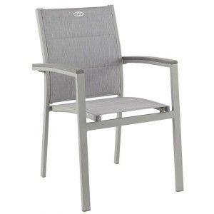 Chaise et fauteuil de jardin - - Salon de jardin, table et chaise ...