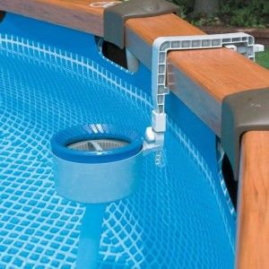 Skimmer de surface piscine hors sol - Intex