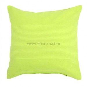 Jet de canap 150 cm lana ecru jet de canap eminza - Housse de clic clac vert anis ...