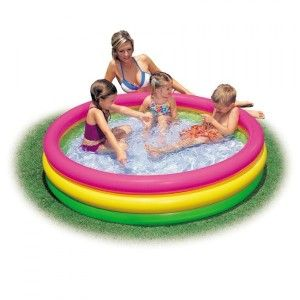 Piscina hinchable Jamaica Glow - Intex