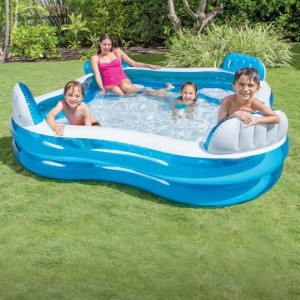 Piscine gonflable Intex Embu