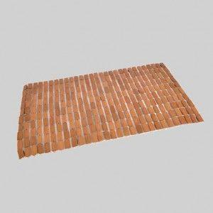 tapis de bain caillebotis bois bambou tapis salle de. Black Bedroom Furniture Sets. Home Design Ideas
