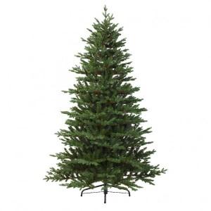 k nstlicher weihnachtsbaum royal h210 cm gr n verschneit. Black Bedroom Furniture Sets. Home Design Ideas